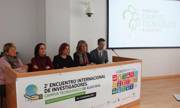 El Encuentro de Investigadores analiza los Objetivos para el Desarrollo Sostenible