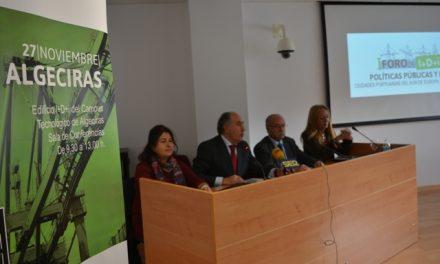 Éxito de participación en la primera edición del Foro I+D+i sobre políticas públicas y puertos