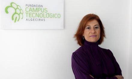 Rosa Rodríguez Cano, nueva directora de la Fundación Campus Tecnológico de Algeciras
