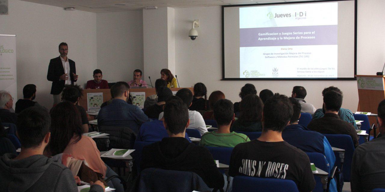 La Fundación Campus Tecnológico analiza el estado del sector de los videojuegos en los Jueves de I+D+i