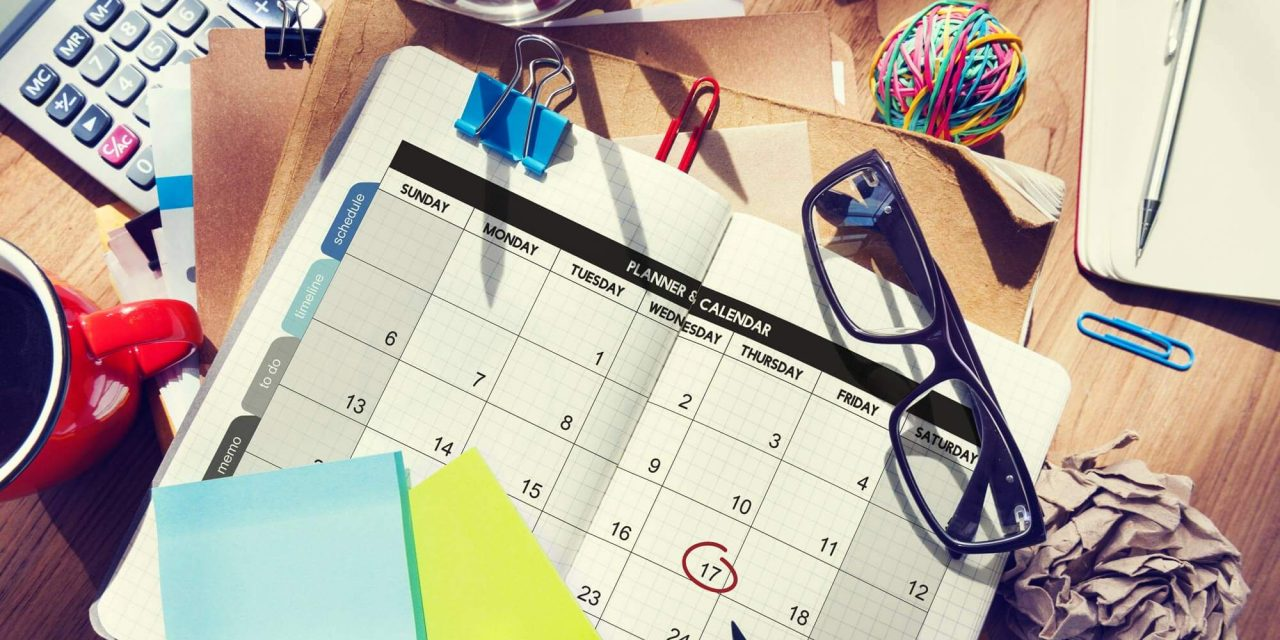 Agenda universitaria viernes 4 de mayo