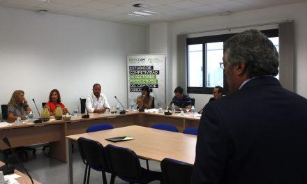 La Fundación Campus Tecnológico celebra la segunda Mesa participativa de ESPROCAM sobre Recursos Endógenos y Medio Ambiente en la comarca