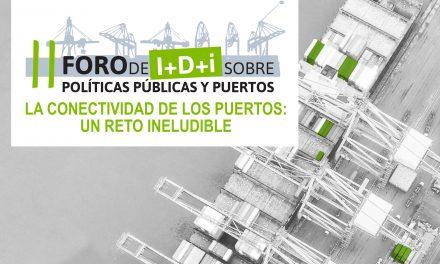 II Foro I+D+i sobre políticas públicas y puertos