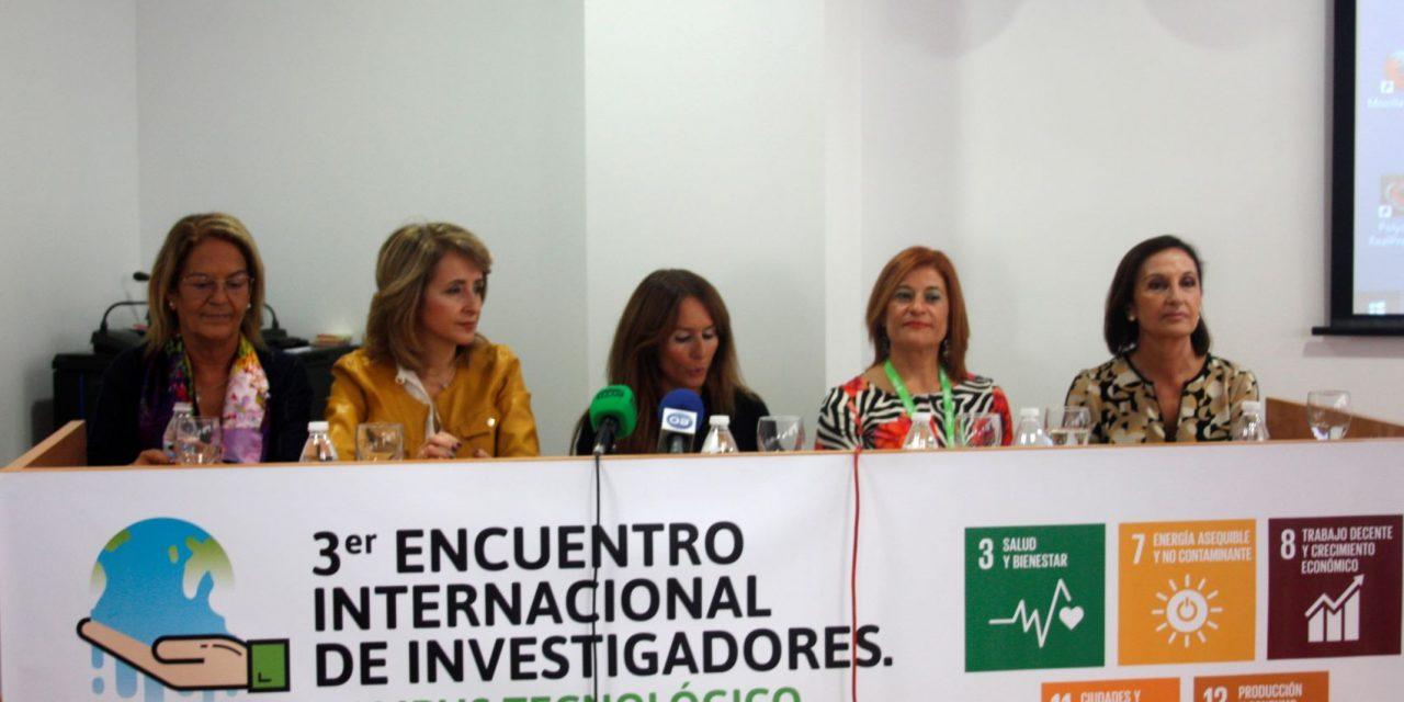 Arranca la tercera edición del Encuentro Internacional de Investigadores sobre Desarrollo Sostenible