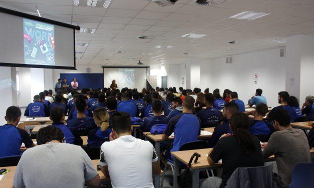 Éxito de participación en el workshop sobre Videojuegos y deportes electrónicos