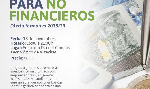 Curso de Finanzas para no financieros