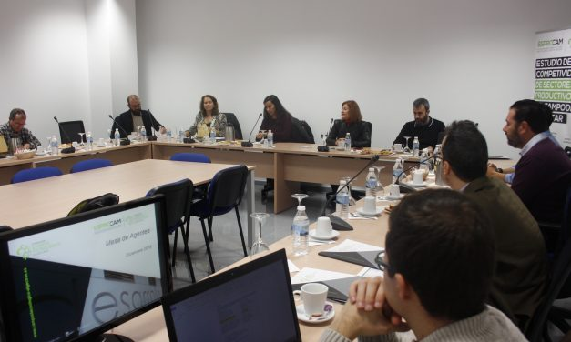 La Fundación Campus Tecnológico reúne a agentes socioeconómicos de la comarca para celebrar la última mesa participativa del proyecto ESPROCAM