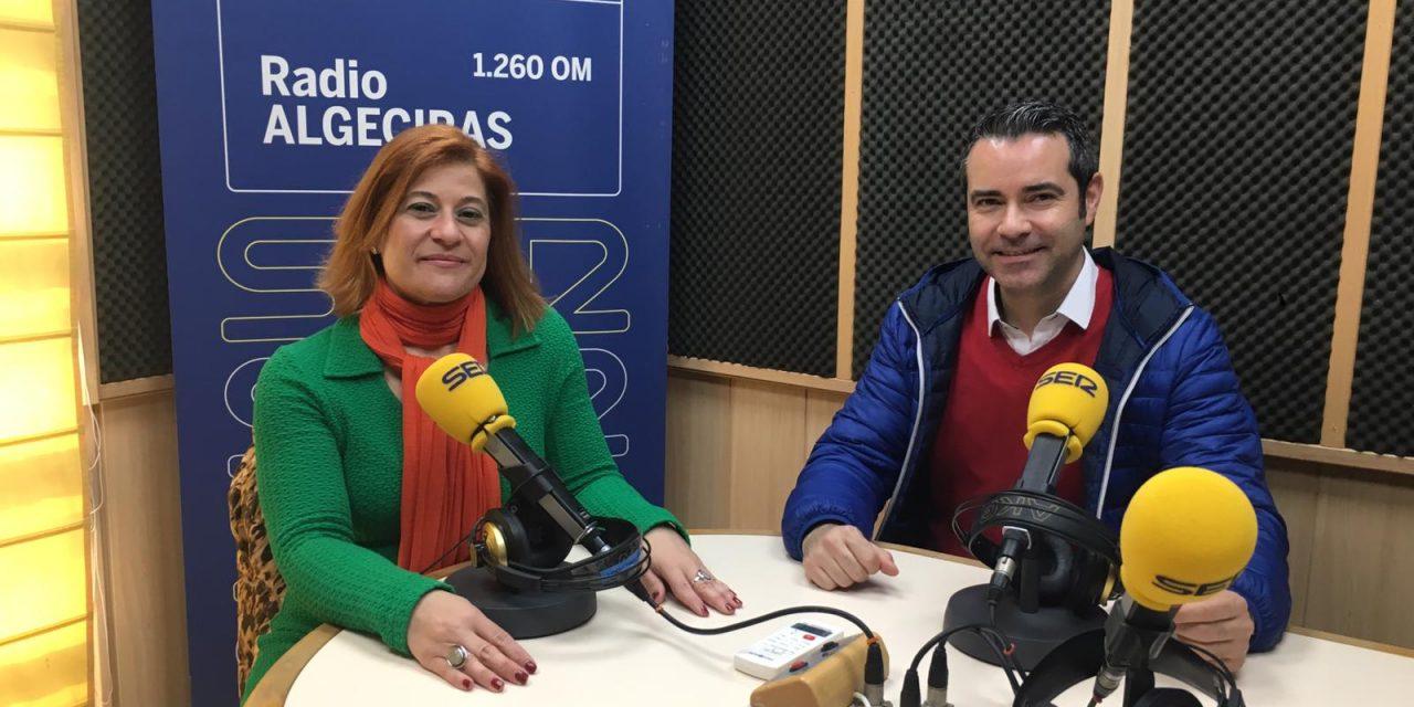 ESPACIO FUNDACIÓN CAMPUS TECNOLÓGICO EN CADENA SER. Marzo 19.