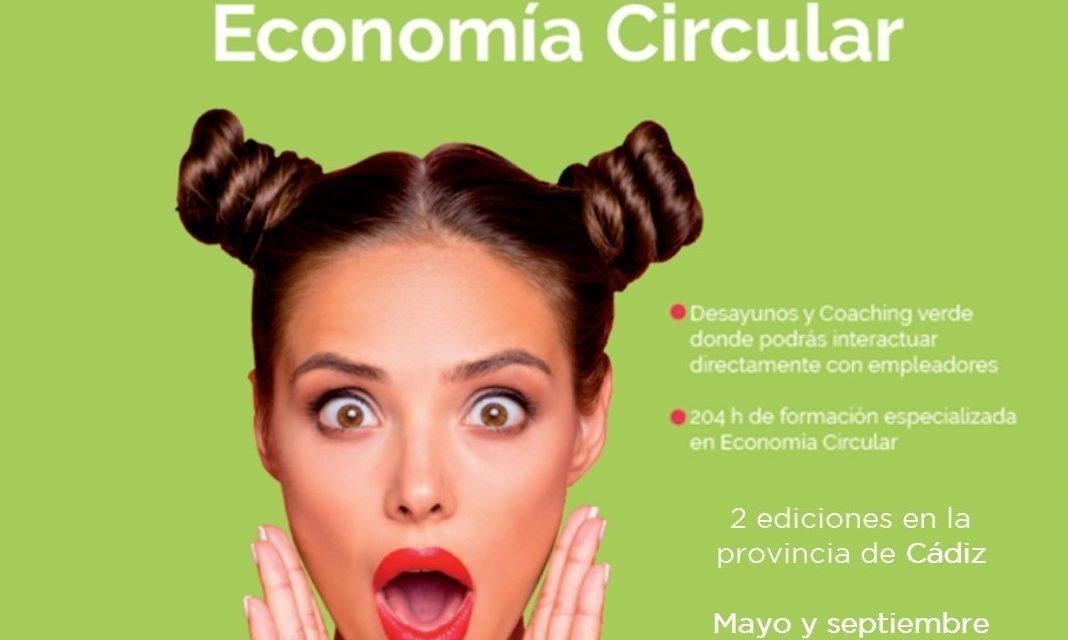 Ya puedes inscribirte al curso gratuito que te formará como Gestor en Economía Circular