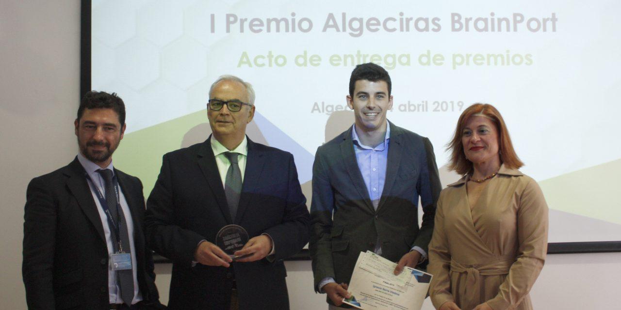 """La Fundación Campus Tecnológico y la APBA entregan el I Premio de Innovación Portuaria """"Algeciras BrainPort"""""""
