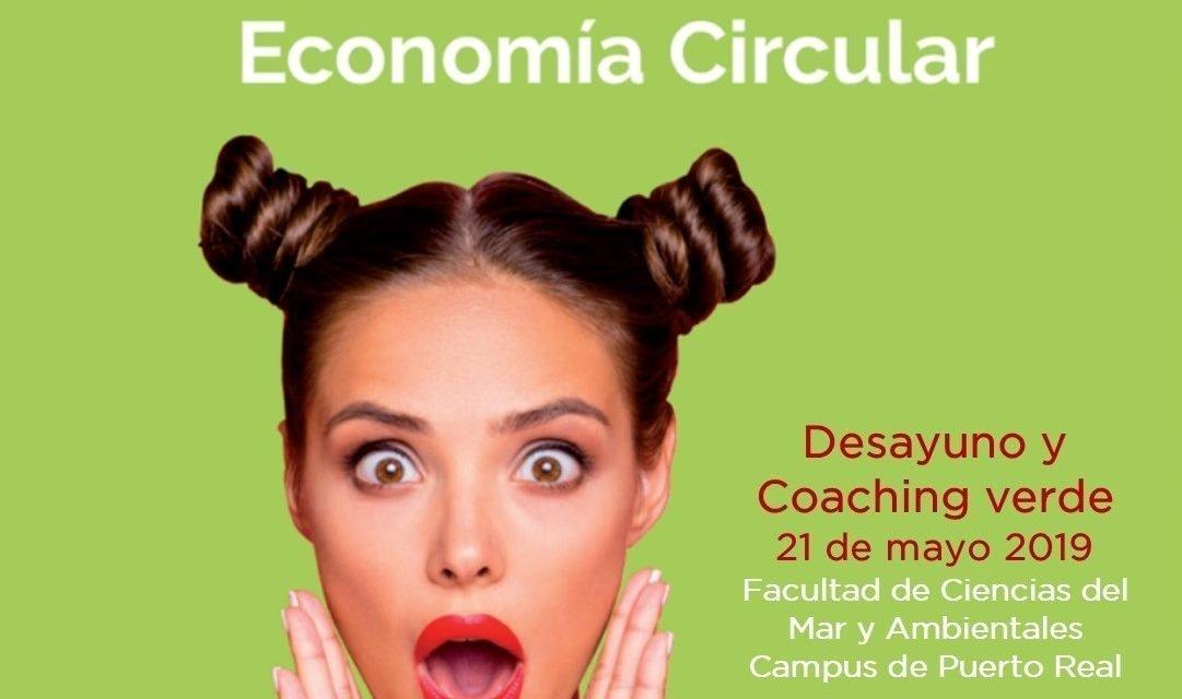Desayuno y coaching verde, el evento que te ayuda a conseguir empleo como gestor en economía circular