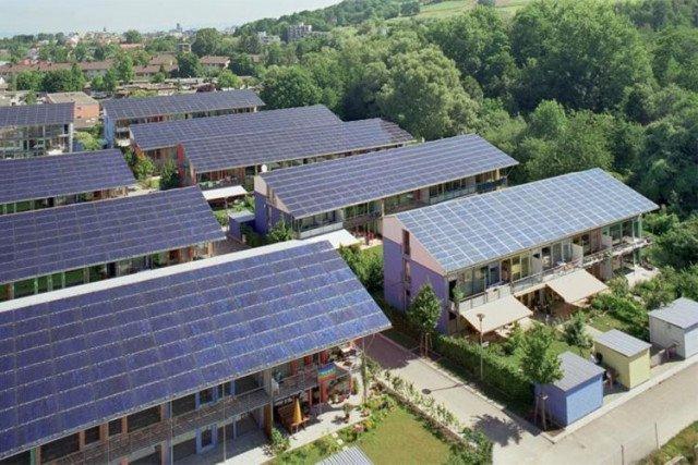 Un nuevo dispositivo de captación solar que fomenta el uso de renovables en viviendas