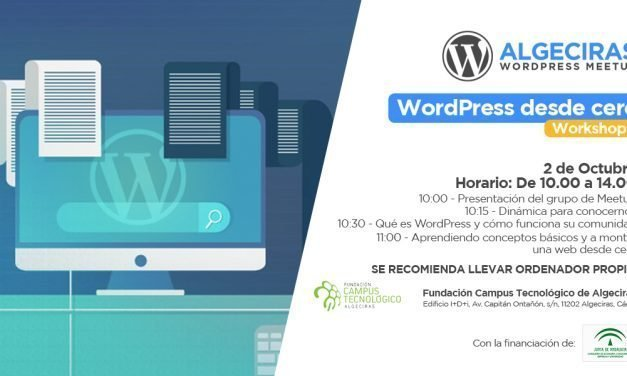 Workshop: WordPress desde cero