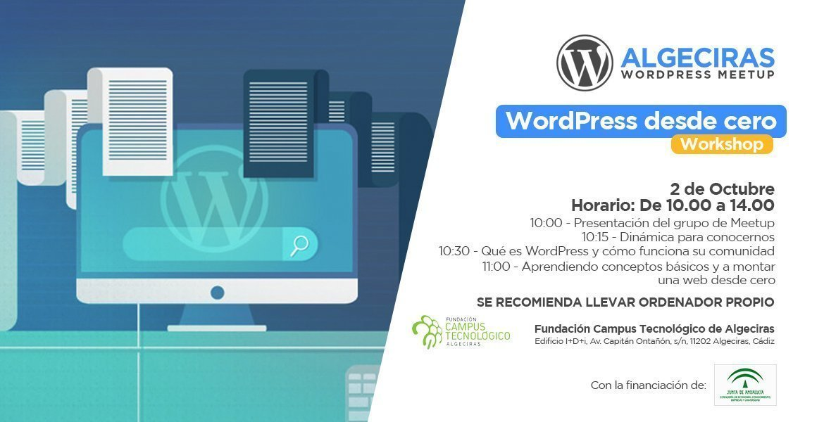 Workshop: WordPress desde cero