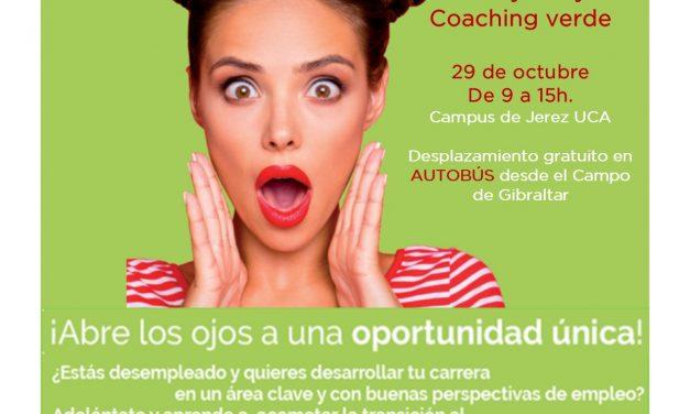 Desayuno y coaching verde