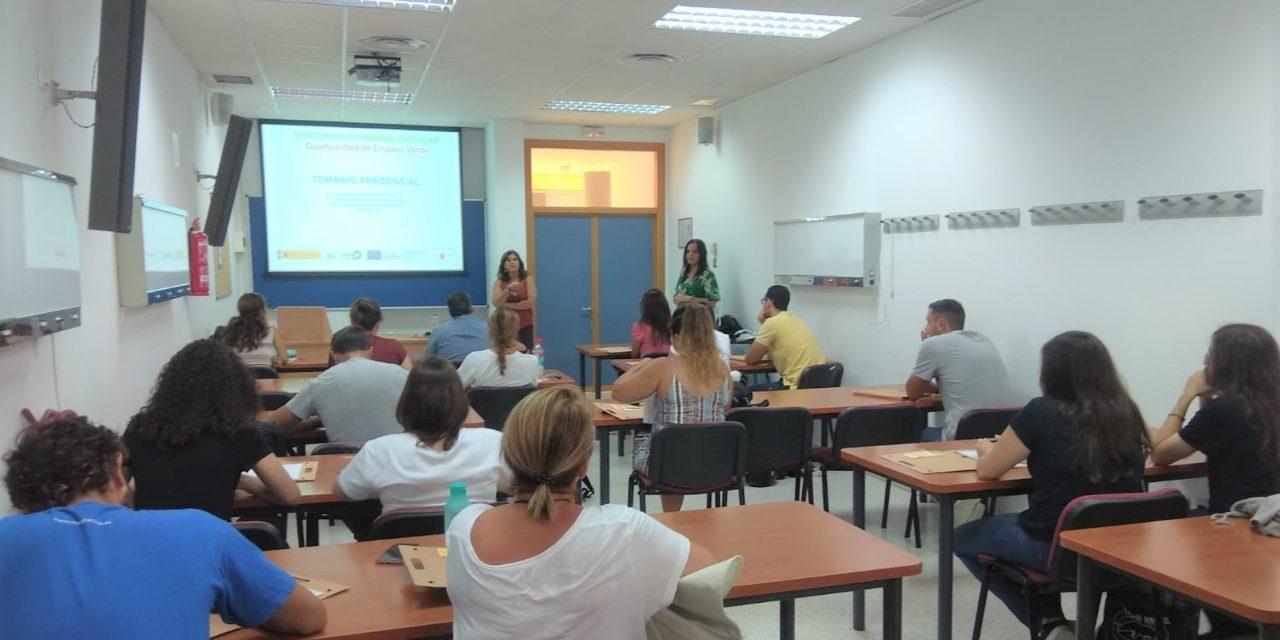 Arranca una nueva edición del curso de Gestor en Economía Circular