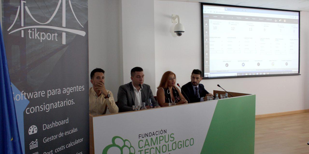 El edificio I+D+i del Campus Tecnológico de Algeciras acoge una jornada sobre soluciones tecnológicas para el sector portuario