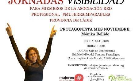 Jornada de visibilidad #MujeresImparables