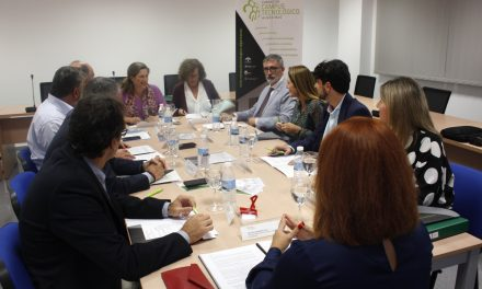 Se celebra un nuevo Patronato de la Fundación Campus Tecnológico de Algeciras en su sede