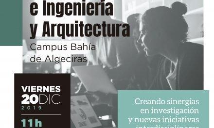 I MEETUP CIENCIAS SOCIALES Y JURÍDICAS E INGENIERÍA Y ARQUITECTURA CAMPUS BAHÍA DE ALGECIRAS