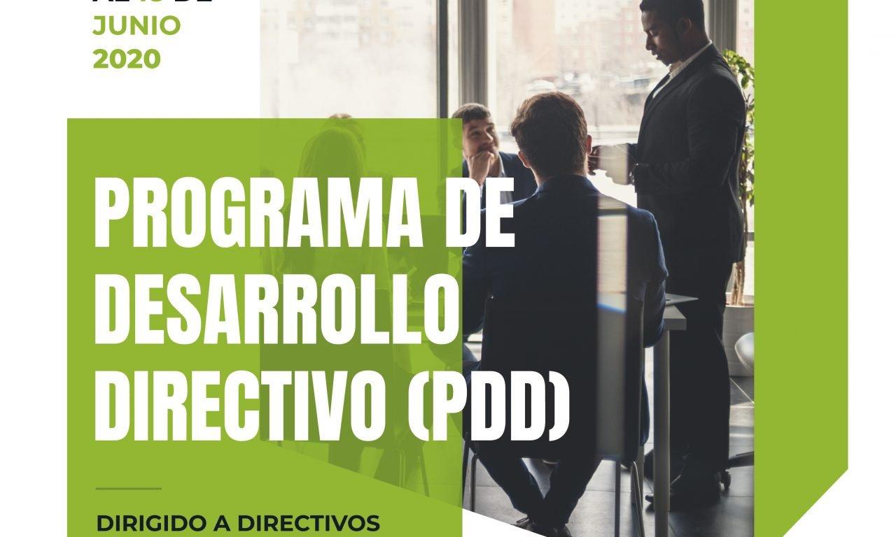 PROGRAMA DE DESARROLLO DIRECTIVO (PDD)