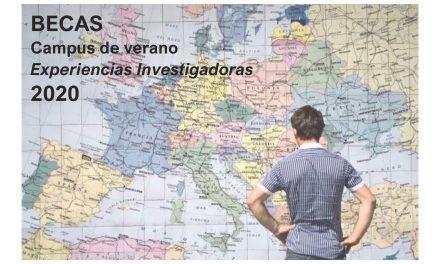 Becas extraordinarias en Centros de Investigación nacionales e internacionales