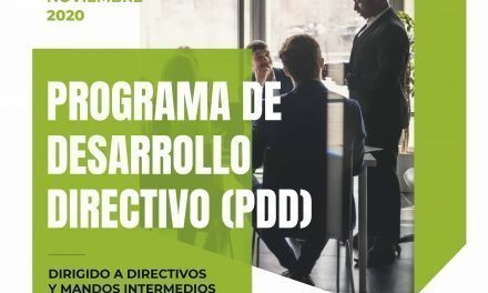Comienza en septiembre el primer Programa de Desarrollo Directivo (PDD) para la adaptación de las empresas de la comarca a los nuevos modelos de negocio