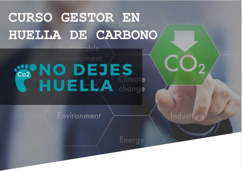 Curso de Gestor en Huella de Carbono (GHC)