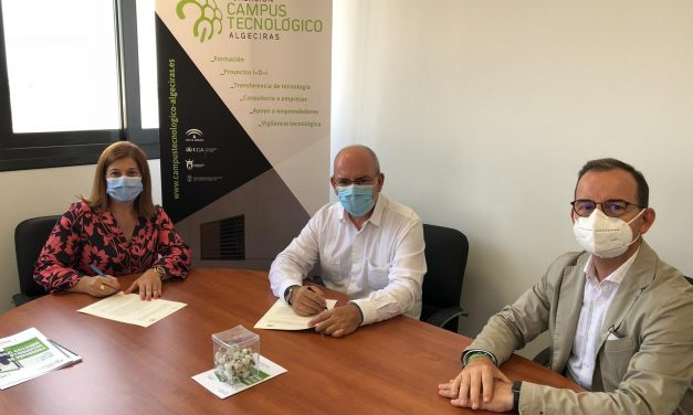 La Fundación Campus Tecnológico firma un convenio de colaboración con la Confederación de Empresarios de Cádiz para promover nuevas acciones conjuntas