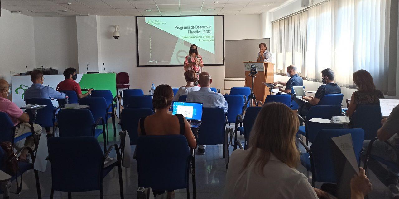 Arranca el Programa de Desarrollo Directivo (PDD) del Campus Tecnológico para la adaptación de las empresas de la comarca a nuevos desafíos