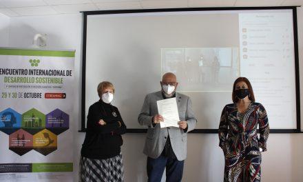 Clausurado el V Encuentro Internacional de Desarrollo Sostenible con la entrega de premios a los mejores trabajos científicos