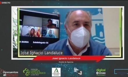 EL CENTRO COMERCIAL VIRTUAL DEL CAMPO DE GIBRALTAR SE PRESENTA EN ALGECIRAS EN UN ACTO TELEMÁTICO