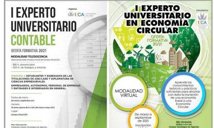 Dos nuevos cursos de Expertos UCA en modalidad online adaptados a las necesidades del mercado actual