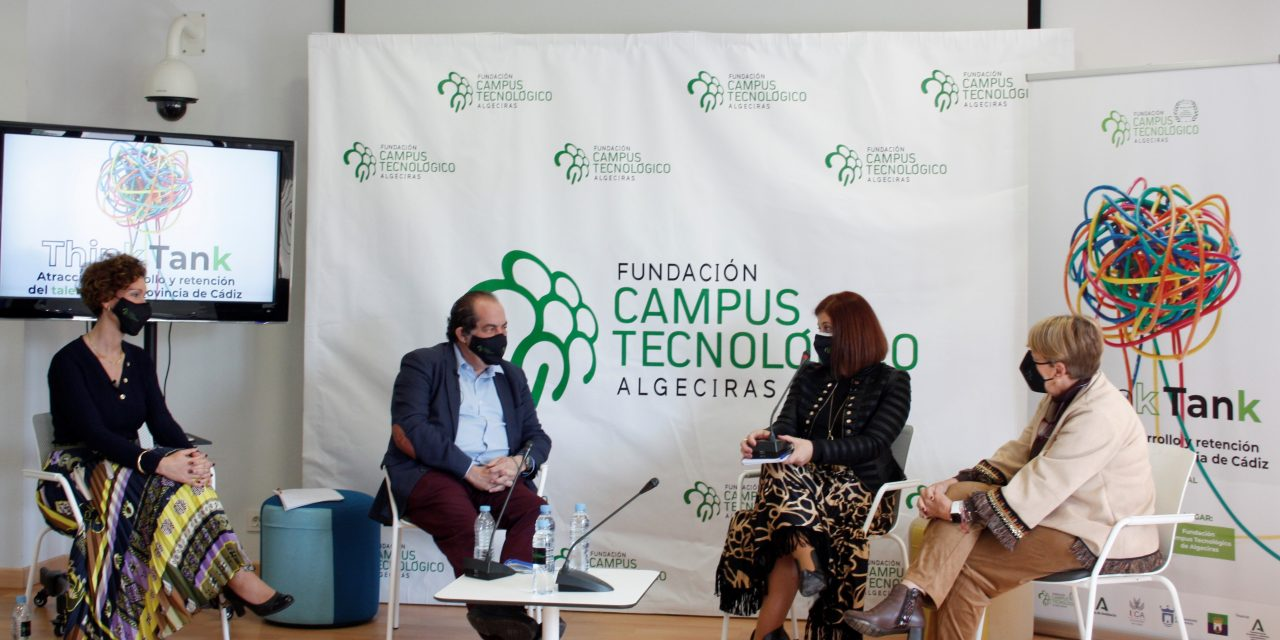 Éxito de participación en el I Think Tank sobre talento en la provincia celebrado en Algeciras