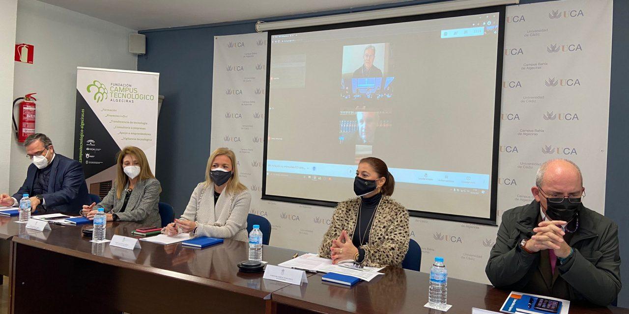 La UCA, la Fundación Campus Tecnológico de Algeciras y la Junta de Andalucía presentan la segunda edición del Programa de Desarrollo Directivo (PDD) en Algeciras