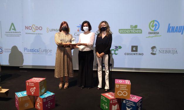 """La Fundación Campus Tecnológico, galardonada en la I Edición Premios """"Circulares"""" de ANSEMAC"""